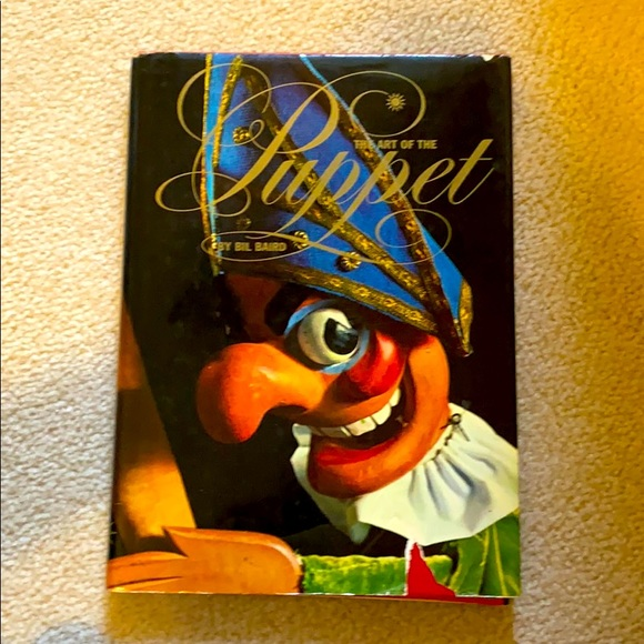 The Art of the Puppet by Bil Baird